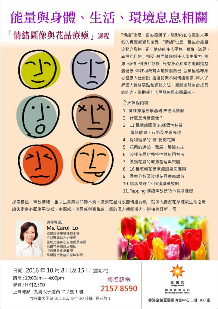 情緒圖像與花晶療癒