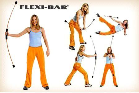 FLEXI-BAR® 德國振頻健身棒