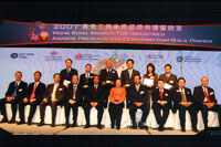 香港工商業獎 – 創意優異證書