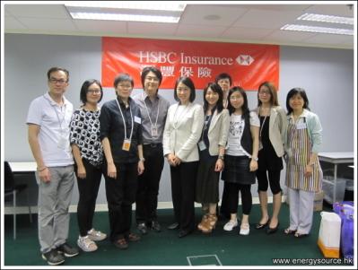 2011 年匯豐保險–正能量保健週展