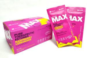 MAX Ketones 生酮能源系統飲料