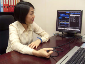MRA 超微量核磁波共振分析